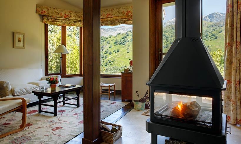 Lujo campestre en la Sierra de Gredos para desconectar de la ciudad