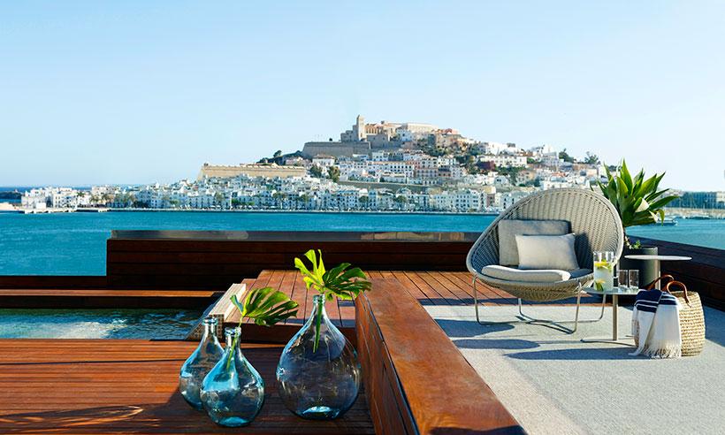 Un mirador súper exclusivo asomado al Mediterráneo