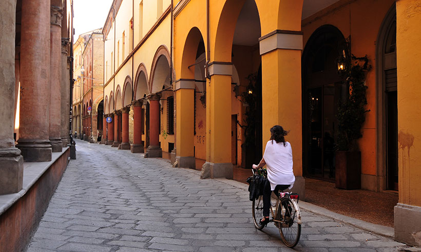 48 horas en Bolonia, la dotta, la rossa y la grassa