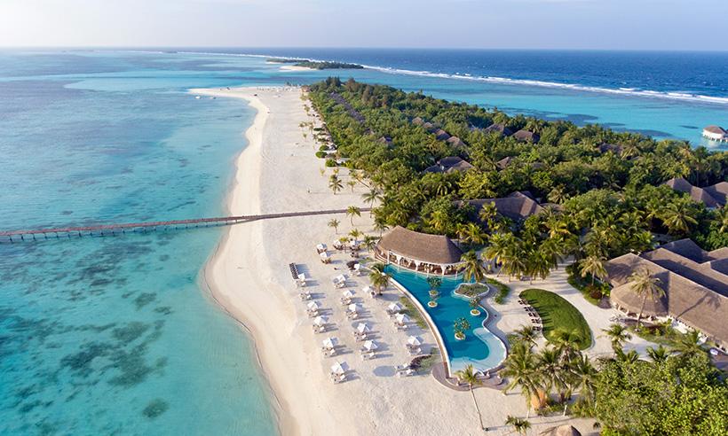 Kanuhura, el paraíso existe y está en Maldivas