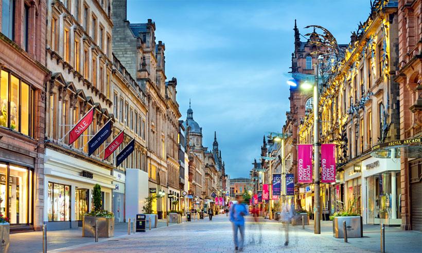 Glasgow, la esencia de Escocia en una ciudad