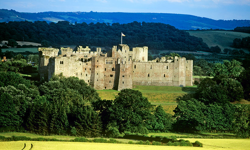 Cinco castillos de Gales que dejan con la boca abierta