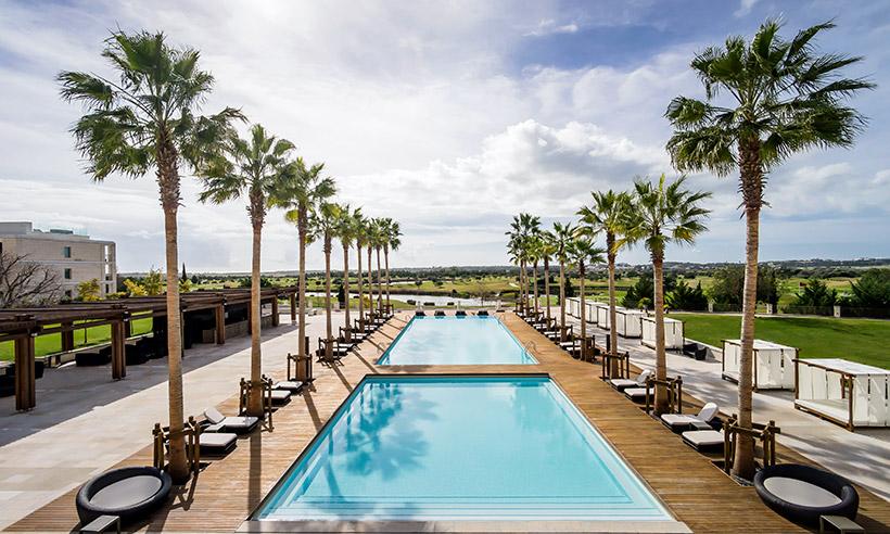 Puro Algarve y lujo asiático, una combinación que casa muy bien