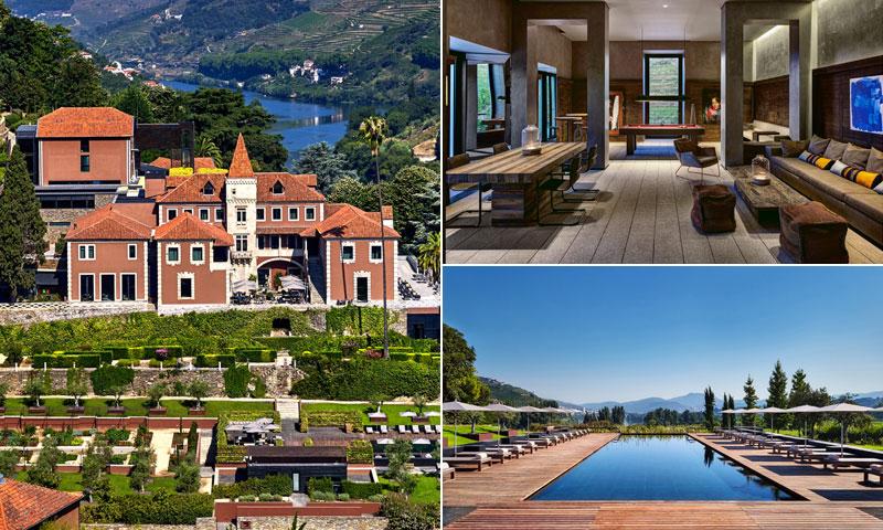 Six Senses Douro Valley, un lugar mágico en el que desconectar