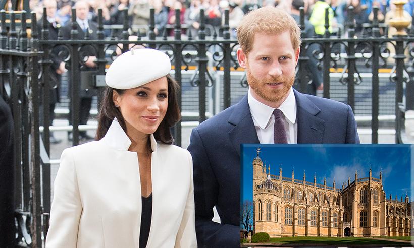Te descubrimos Windsor, escenario de la boda del príncipe Harry y Meghan Markle