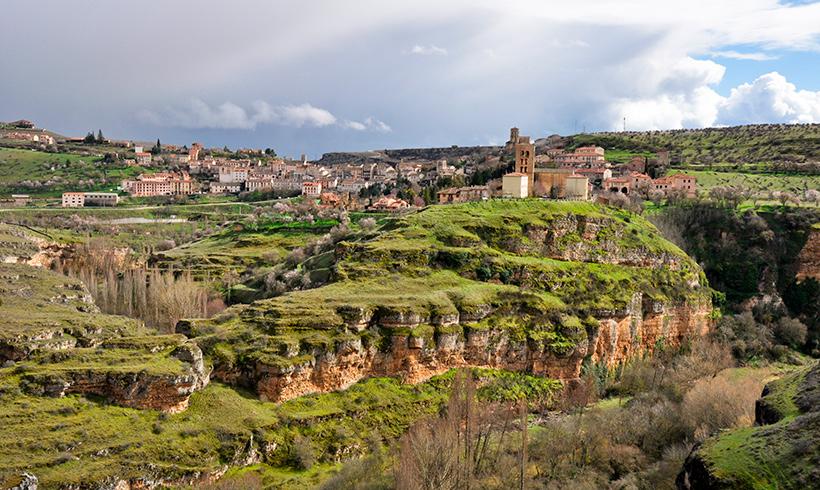 Segovia tiene un puñado de pueblos bonitos