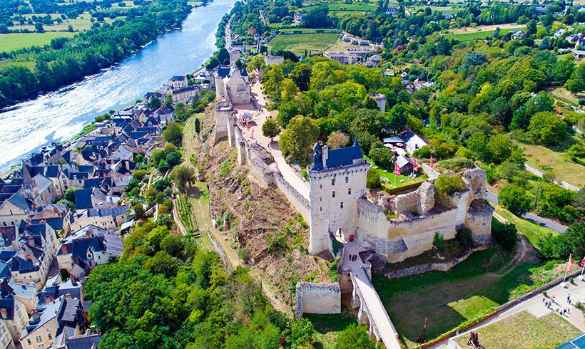 Los pueblos más bonitos del valle del Loira
