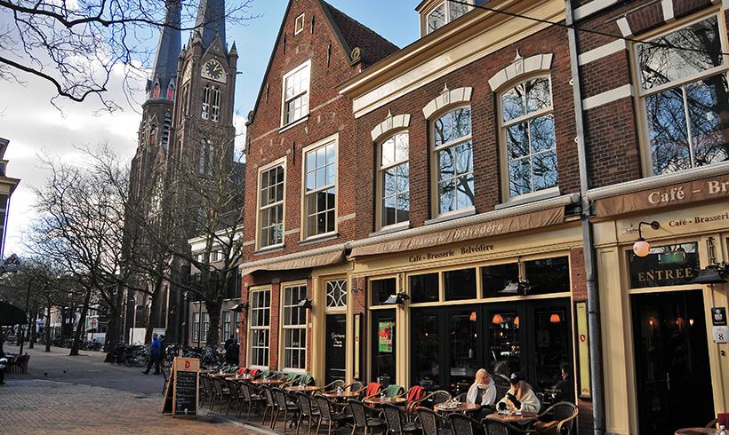 48 horas en Delft, la ciudad de 'La joven de la perla'