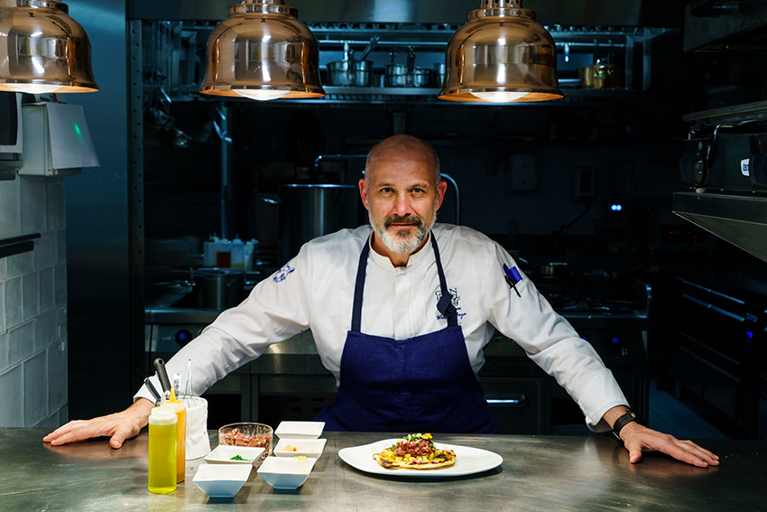 De tapas gourmet por los hoteles emblem ticos de madrid y - Hoteles con cocina en madrid ...