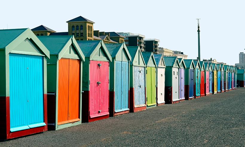 72 horas en Brighton, esplendor de otra época al borde del mar