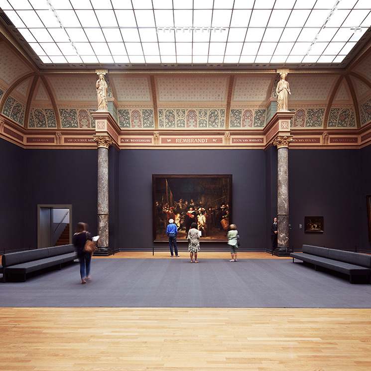 Galeria Pinturas De Arte: ¿Dónde Ver Las 10 Obras De Arte Más Famosas Del Mundo?