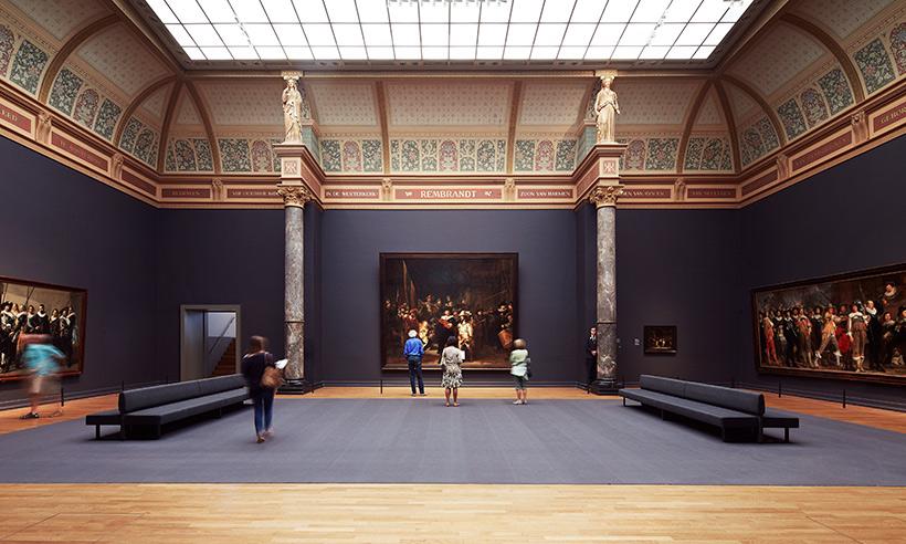 ¿Dónde ver las 10 obras de arte más famosas del mundo?