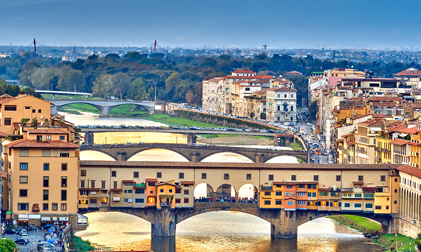 Las 12 fotos que debes hacerte en… Florencia