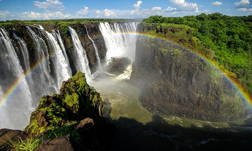Ocho de las cataratas más impresionantes del mundo