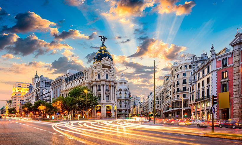 Disfruta Madrid con los cinco sentidos