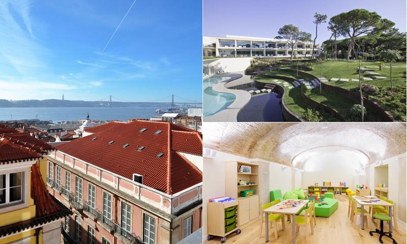 Martinhal, un viaje entre Lisboa y Cascais en clave familiar y de lujo