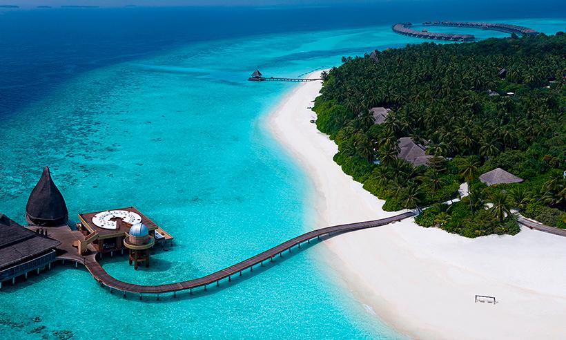 8 hoteles flotantes para descubrir mundo for Hoteles en el agua maldivas