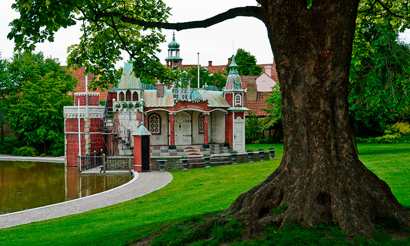 Ciudades danesas encantadoras más allá de Copenhague