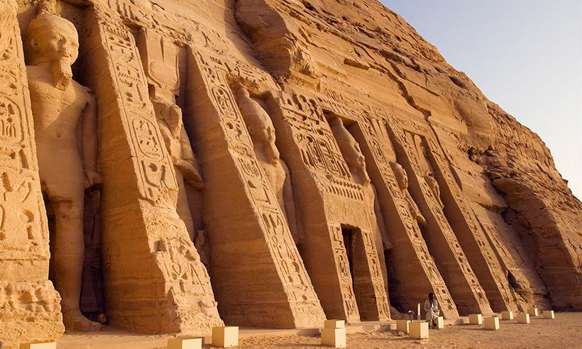 Las maravillas de Egipto, resumidas en 10 imágenes