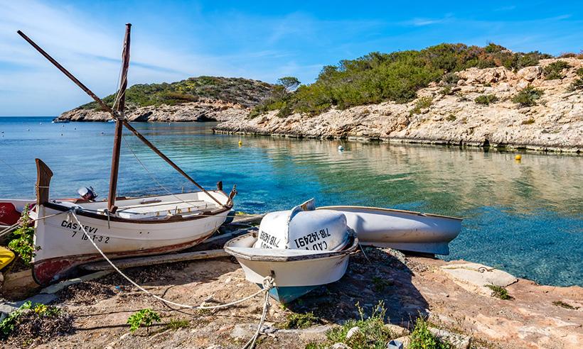 Cuatro experiencias y un destino: Ibiza