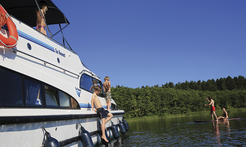 Ideas originales por si este verano vas a hacer planes en familia