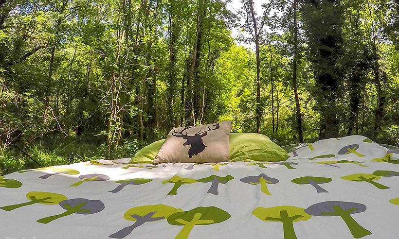 Los alojamientos más originales donde dormir en plena naturaleza