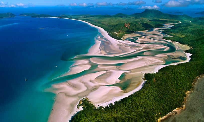 Esta es (posiblemente) la playa más bonita del mundo