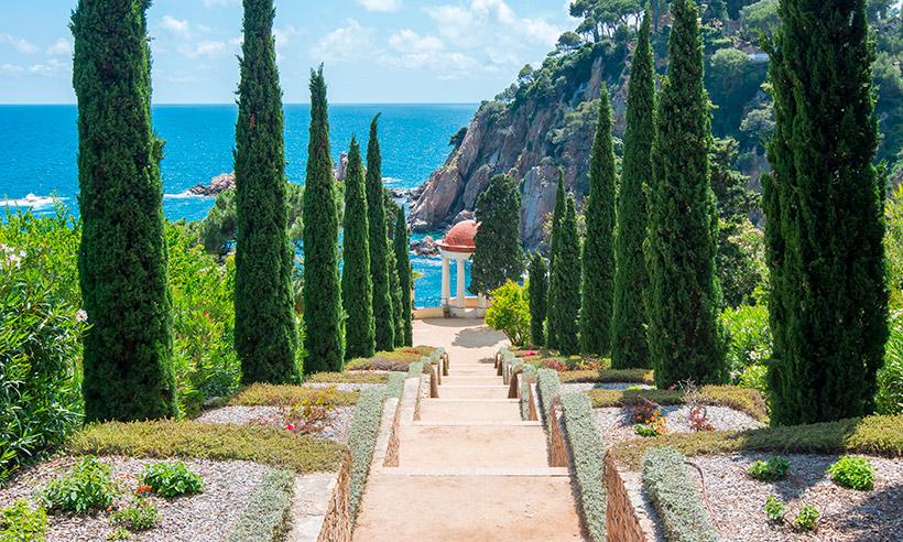 Los jardines más bellos de la Costa Brava