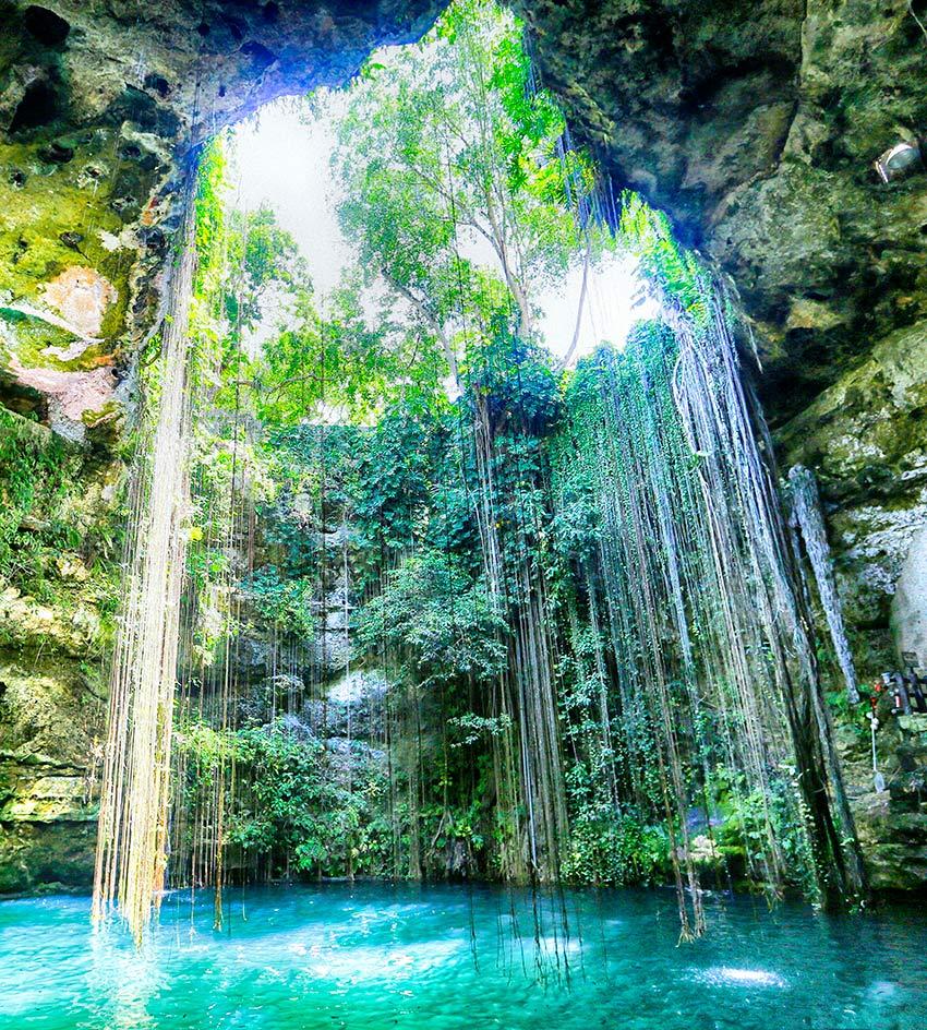 Las piscinas naturales m s espectaculares del mundo foto for 7 piscinas sagradas maui