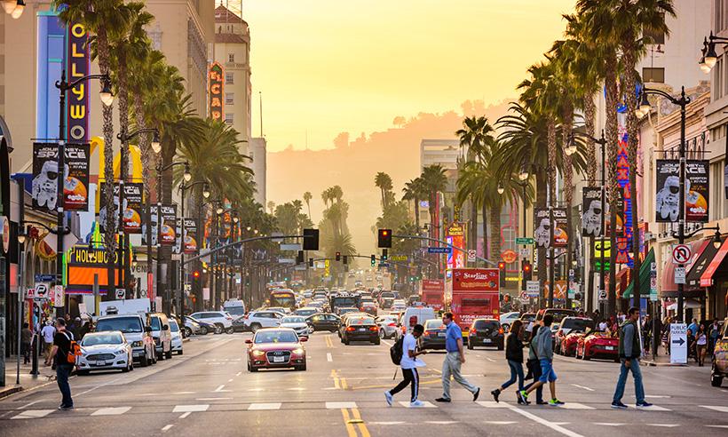 Los Ángeles, nuevas tendencias bajo el signo de Hollywood