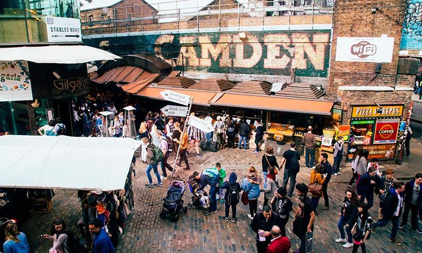 De Tooting a Camden: una ruta por los mercados de moda en Londres