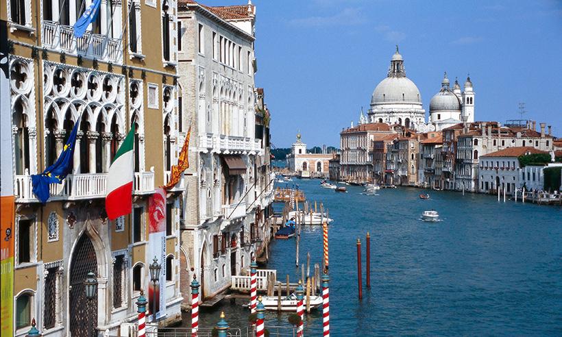 Nueve fotos que tienes que hacerte en Venecia