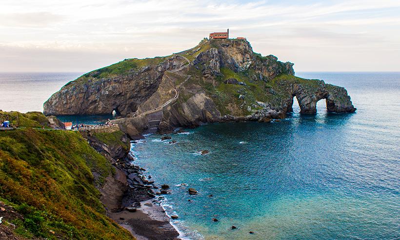 Mil tentaciones en la costa vasca, entre Bermeo y Gaztelugatxe