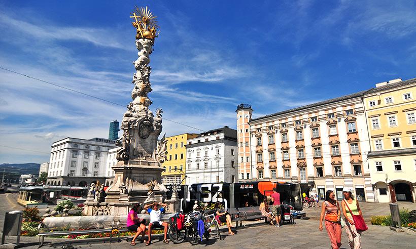 48 horas en Linz, una atractiva ciudad fuera de ruta