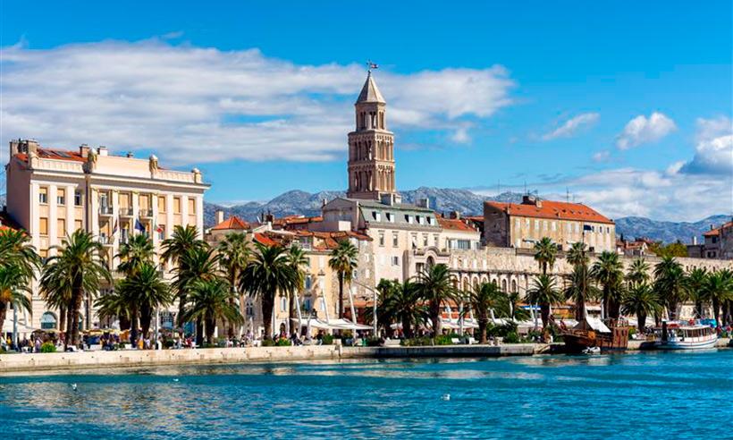 Split, la ciudad donde empaparse del hedonismo croata