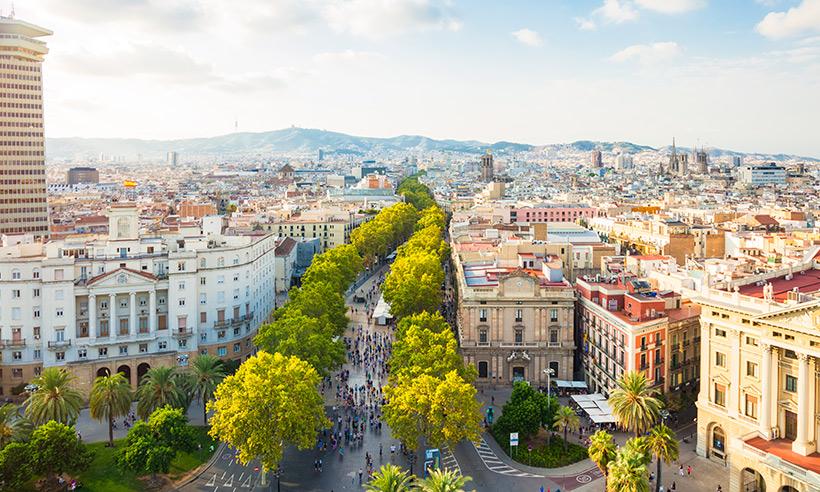 De mercados, miradores y conciertos… ¿qué está pasando este otoño en Barcelona?