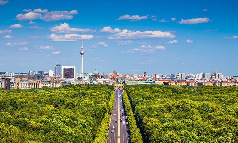 Charlottenburg: un barrio 'trendy' en el oeste de Berlín