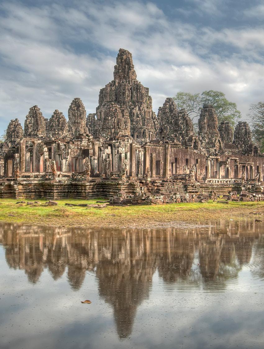 Siete razones para viajar a Camboya