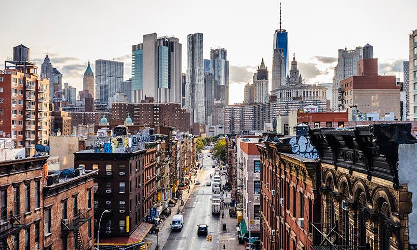 Nueva York barrio a barrio