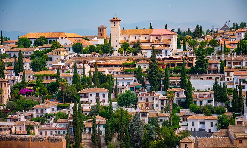 Este es el barrio más bonito de Granada