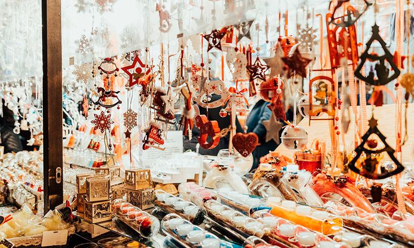 Navidades mágicas en República Checa