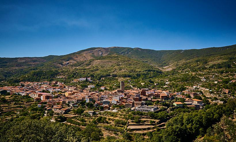 Un recorrido por los pueblos de La Vera y un lugar perfecto para desconectar