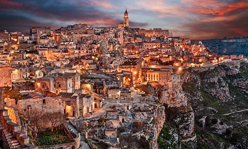 Matera, la próxima Capital Cultural Europea no puede tener más encanto