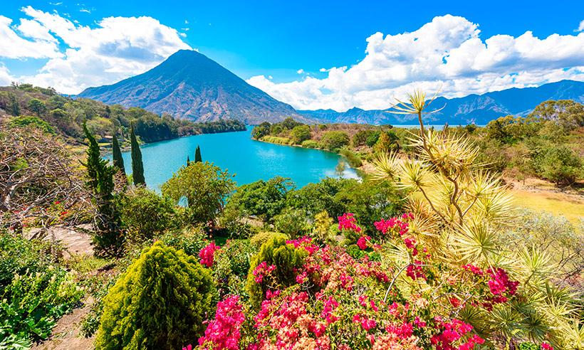 Guatemala, un país repleto de paraísos naturales