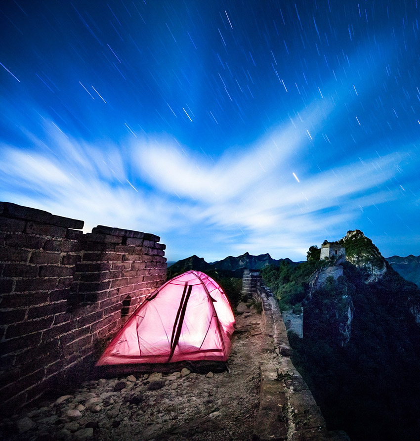 Ma Wo Duniya Hu Wo Tare: Cómo Visitar La Gran Muralla, La Maravilla Número 1 De China