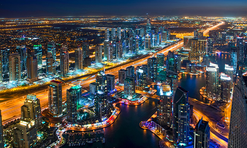 Cosas increíbles que solo puedes hacer en Dubai