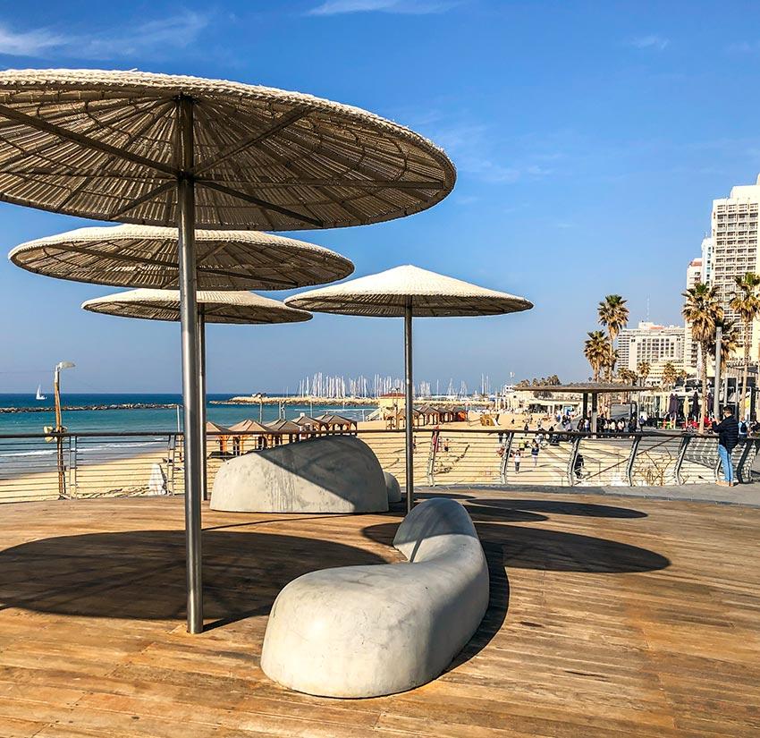 Tel-Aviv-playa