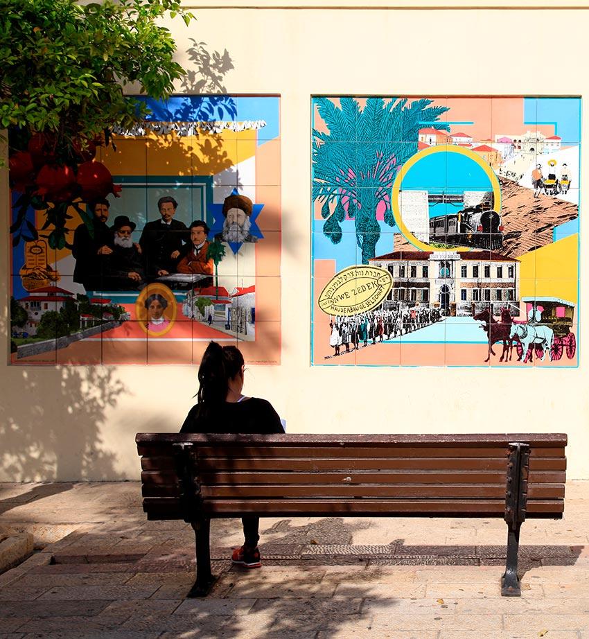 Tel-Aviv-barrio-judio