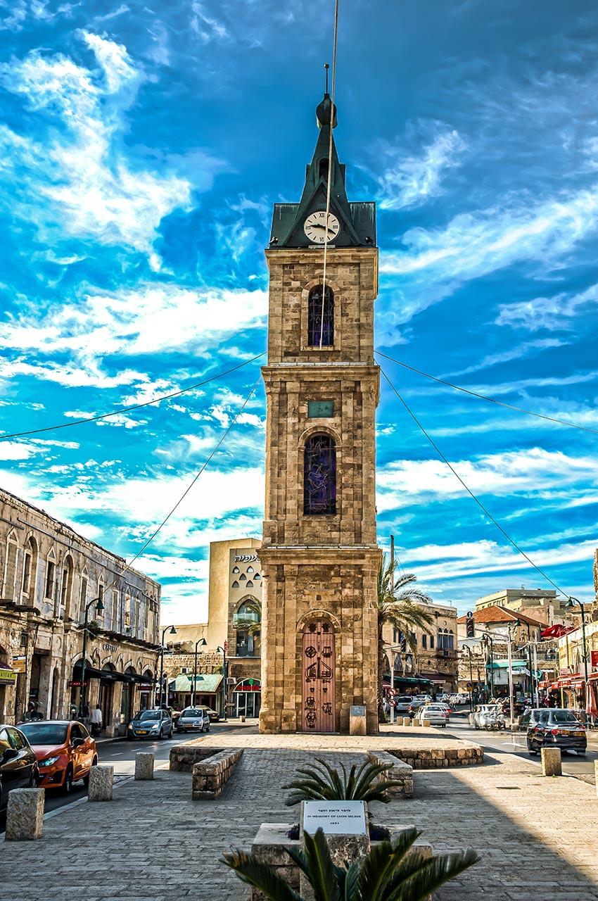 Jaffa-torre-reloj-tel-aviv-israel