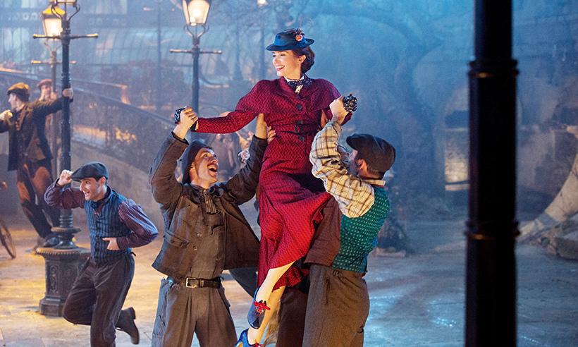 Una ruta por Londres siguiendo a Mary Poppins